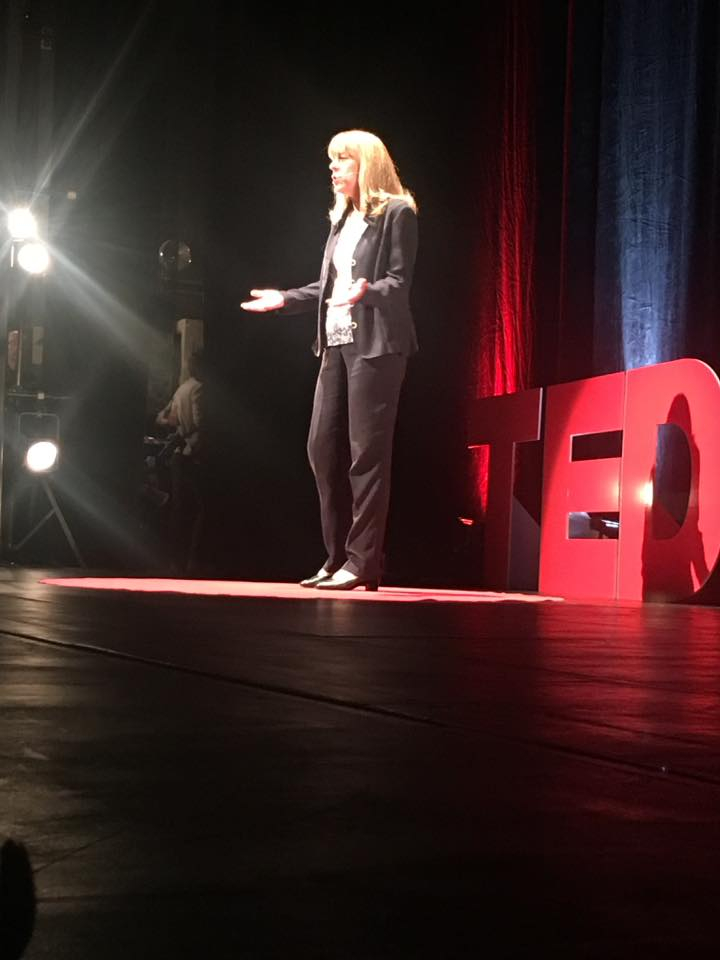 Christine Mayer au TEDx 2016