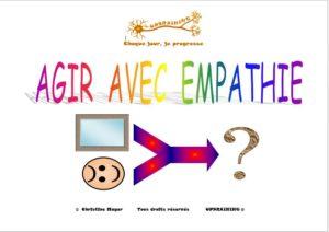 agir avec empathie