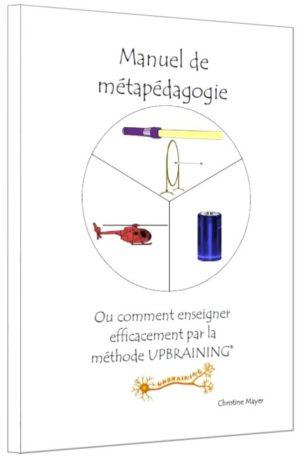 manuel métapédagogie livre